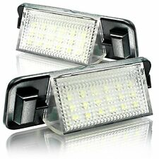 Luces led de matricula BMW Serie 3 E36 Berlina,Touring,Coupe M3