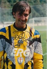 ITALY HAND SIGNED WALTER ZENGA 12X8 PHOTO.