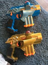 Nerd Lazer Tag Guns Without Attachments