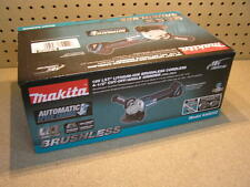 "NEW Makita 18V LXT Cordless Brushless Angle Grinder Cut-Off 4-1/2"" XAG03Z"