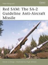 Red SAM SA-2 Guideline Anti-Aircraft Missle by Osprey- U-2 Cuba Vietnam M-East