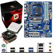 Amd X8 Core Fx-8350 4.0 Ghz + Gigabyte 970a-ds3 - Board Y Cpu Bundle