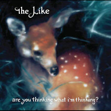 Are You Thinking What I'm Thinking? by The Like (CD, Sep-2005, Geffen)