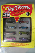 Hot Wheels 1:64 Scale 1993 25th ANNIVERSARY EDITION (8 Car Pack)