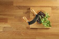 Küchenarbeitsplatte Eiche - Massivholz Arbeitsplatte - 245 x 92 x 4 cm