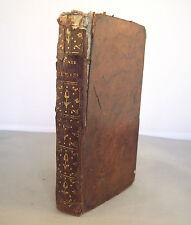 LA GRANDEUR DE DIEU DANS LES MERVEILLES DE LA NATURE / DULARD / REL. CUIR 1767