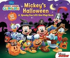 Mickey Mouse Clubhouse Mickey's Halloween by Disney Book Group (2015, Board...