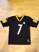 Pittsburgh Steelers Ben Roethlisberger Youth Jersey Large Reebok