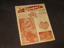 Madame Weigel's Magazine 1st August 1954 - Great Condition for Age