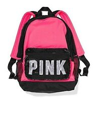 VICTORIAS SECRET PINK BLING BACKPACK-NEW
