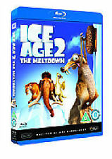 Ice Age 2 - The Meltdown (Blu-ray) Excellent Condition