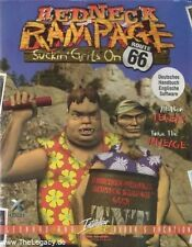 Redneck Rampage Suckin' Grits on Route 66 PC New Sealed