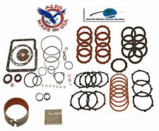 GM Aluminum PowerGlide Ultimate High Performance Rebuild Kit for drag racing