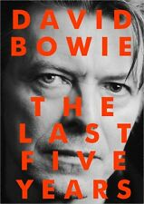 DAVID BOWIE: THE LAST FIVE YEARS  BBC DOCUMENTARY DVD next day blackstar lazarus