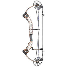 "Mathews Chill R Compound Bow Left Handed 28"" DL 70 LBS Lost Camo"