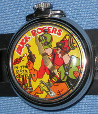1972 Rare BUCK ROGERS COMBINATION WATCH & POCKET WATCH Scarce HTF VGC Sci-Fi