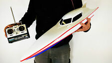 "PRE ORDER 28"" Motor Radio Control RC S2 7000 White Stealth  Racing RS Speed Boat"