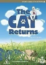 Cat Returns, the NEW R4 DVD