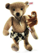 STEIFF JOHNNY ET JOCKO TARZAN bear Ltd ean 035104