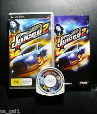 Juiced 2 Hot Import Nights (Sony PSP, 2007) - FREE Postage