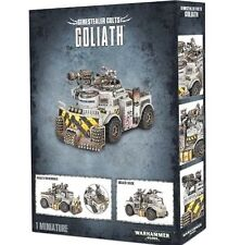 GENESTEALER CULTS GOLIATH ROCKGRINDER TRUCK=Tyranid-Games Workshop Warhammer 40K
