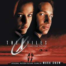 X Files Fight The Future - Expanded Score - Limited 3000 - Mark Snow