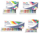 Pentel Art Oil Pastels Set Long Lasting Fade Resistant Artists Bright Colours