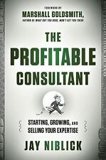 THE PROFITABLE CONSULTANT JAY NIBLICK BUSINESS ECONOMICS FINANCE BOOK NICE