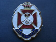 CWW1 VINTAGE THE WILTSHIRE REGIMENT WHITE FACED ENAMEL SWEETHEARTS PIN BROOCH