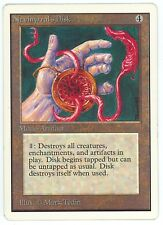***1x Unlimited Nevinyrral's Disk*** MTG Unlimited -Kid Icarus-
