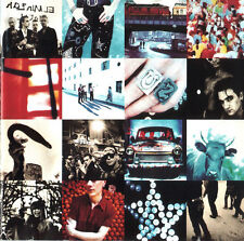 Achtung Baby by U2. CD (1991, Island Records)