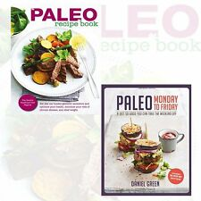 Daniel Green & Joy Skipper Collection 2 Books Set Pack The Paleo Diet Made Easy
