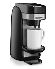 Hamilton Beach 49997 Single Serve Coffee Maker, Flexbrew Uses Ground or K-Cups