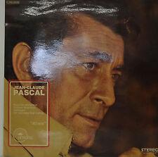 """JEAN CLAUDE PASCAL - 40 ANS   12""""  LP (N801)"""
