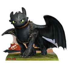 TOOTHLESS HTTYD2 How to Train Your Dragon 2 CARDBOARD CUTOUT Standup Standee