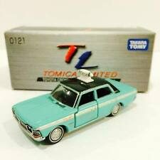 Takara Tomy Tomica Limited TL0121 Toyota Crown MS50 Green Cap - Hot Pick