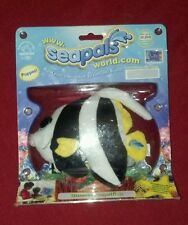 New Seapals Banner Angelfish Puppet With Web Code