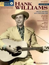 Hank Williams Mens Edition Vocal Voice Learn Play Country Folk Music Book