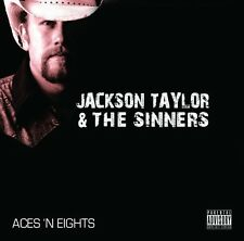 Aces N' Eights - Jackson Band Taylor (2009, CD NEUF)
