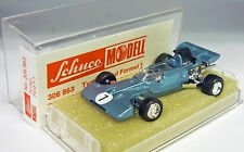 Schuco 306863 Tyrrell Ford F1 blau #7 1/66 TOP & in OVP