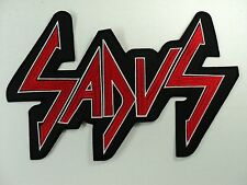 SADUS   EMBROIDERED BACK PATCH