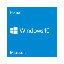 Microsoft Windows 10 Home, 64 Bit Operating System.