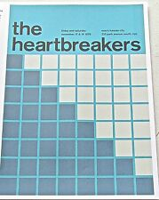 THE HEARTBREAKERS-ROCK AND ROLL BAND MINI-POSTER -GREAT FRAMEABLE ARTWORK