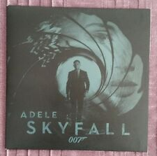 "Adele 7"" Skyfall Extremely Rare! James Bond Theme Near Mint Condition"