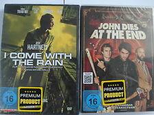 Action Sammlung - I come with the Rain & John dies at the End - Detektiv Hölle