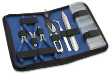 Beading Kit Set 7 Piece Jewelry Making Needle Nose Pliers Wire Crafting Tools
