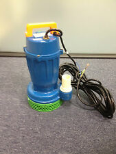 Sump Pump vortex universal brand 0.75kw 3 phase thermal protection cast iron