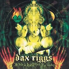 If This Is Hell Then I'm Lucky by Dax Riggs (CD, Feb-2008, Fat Possum)