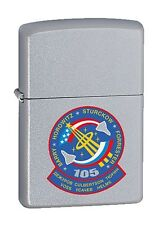 STS-105 Space Shuttle Mission 106  Zippo MIB  NASA
