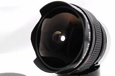 [Rare Near Mint] Canon FISH-EYE LENS FD 15mm f/2.8 S.S.C. SSC F/S Japan #A273
